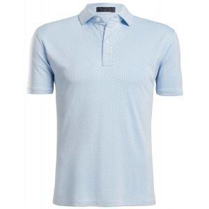 G/FORE Jacquard Dot Golf Polo