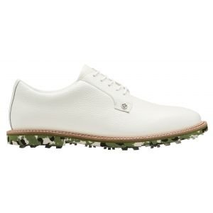 G/Fore Limited Edition Camo Gallivanter Golf Shoes Snow/Olive