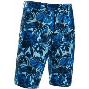 G/FORE Palm Leaf Printed Golf Shorts