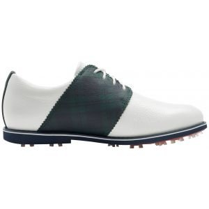 G/Fore Womens Limited Edition Plaid Gallivanter Golf Shoes Twilight