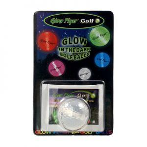 Glow Flyer Golf Ball