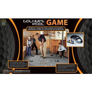 Golfers Putter Pool Game