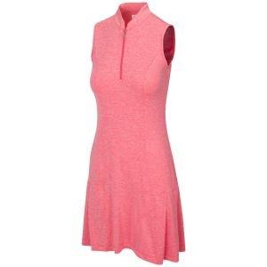 Greg Norman Women's Essential Heather Sleeveless Golf Dress G2S21K455