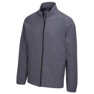 Greg Norman Full-Zip Windbreaker Stretch Golf Jacket