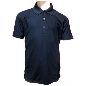 Greg Norman Junior Boys Micro Pique Golf Polo
