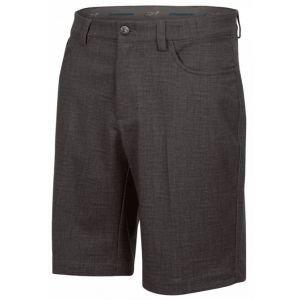 Greg Norman Ultra Printed 5-Pocket Knit Golf Shorts