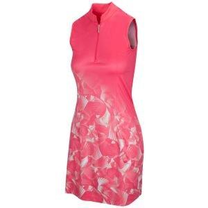 Greg Norman Women's Horizon Sleeveless Zip Golf Dress
