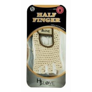 HJ Orginal Half Finger Golf Glove Mens