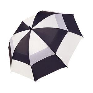 J & M Double Canopy Golf Umbrella