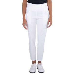 JoFit Womens High Rise Slimmer Crop Golf Pants