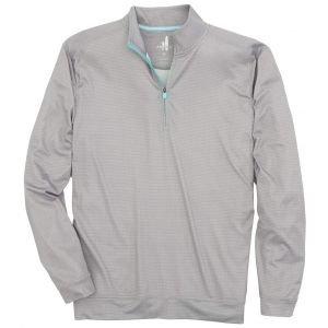 johnnie-O Hurricane Printed PREP-FORMANCE 1/4 Zip Golf Pullover