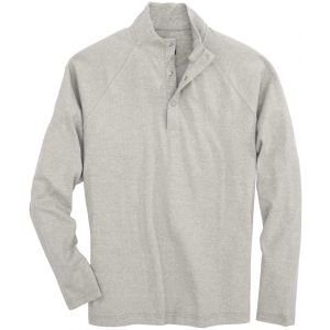 johnnie-O Whaling Henley Golf Pullover