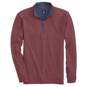 Johnnie-O Sully 1/4 Zip Golf Pullover