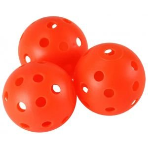 JP Lann Perforated Orange Practice Golf Balls 120 Count