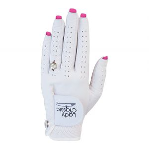 Ladies Classic Golf Gloves No Tips