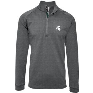 Levelwear Michigan State Spartans Calibre Golf Pullover