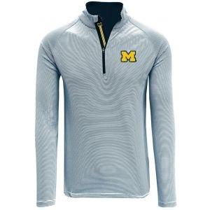 Levelwear University of Michigan Orion Golf Pullover