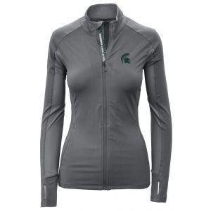 Levelwear Womens Michigan State Spartans Alyssa Golf Jacket