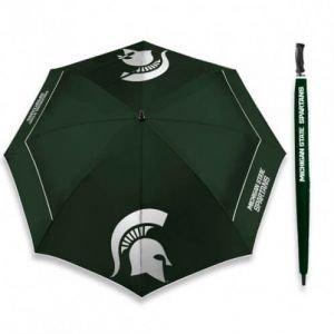 Michigan State University Windsheer 62 Inch Golf Umbrella