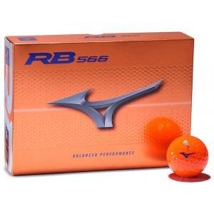 Mizuno RB 566 Orange Golf Balls