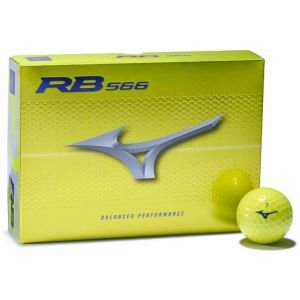 Mizuno RB 566 Yellow Golf Balls