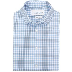 Mizzen + Main Alexander Woven Dress Shirt