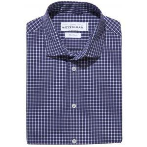 Mizzen + Main Cunningham Long Sleeve Dress Shirt