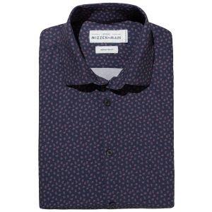 Mizzen + Main Flynn Long Sleeve Dress Shirt