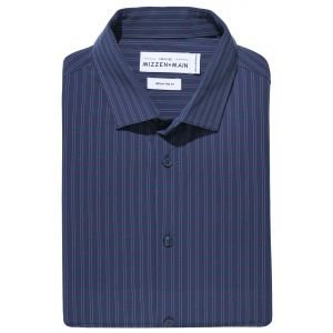 Mizzen + Main Locke Long Sleeve Dress Shirt