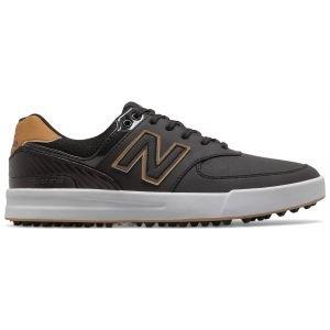 New Balance NB 574 Greens Golf Shoes Black 2020