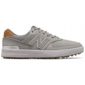 New Balance NB 574 Greens Golf Shoes Grey 2020