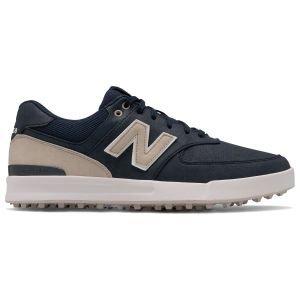 New Balance 574 Greens Golf Shoes Navy