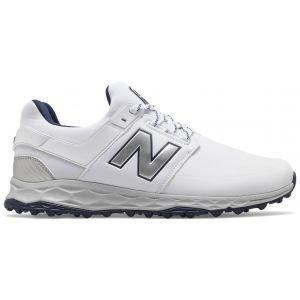 New Balance NB Fresh Foam Links SL Golf Shoes White/Navy 2020