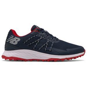 New Balance Fresh Foam Pace SL Golf Shoes Navy/Red