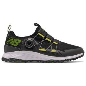 New Balance Fresh Foam Pace SL Boa Golf Shoes Black/Lime