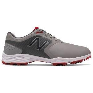 New Balance Striker v2 Golf Shoes Grey/Red