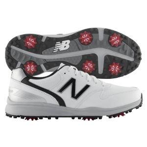 New Balance NBG1800 Sweeper Golf Shoes 2019 White/Black