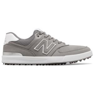 New Balance Womens 574 Greens Golf Shoes Grey 2020