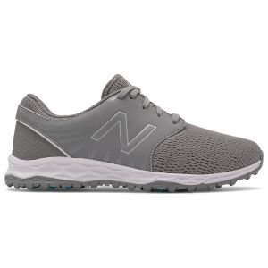 New Balance Womens Fresh Foam Breathe Golf Shoes Grey