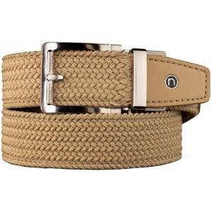Nexbelt Braided Golf Belts - 6502 MOCHA