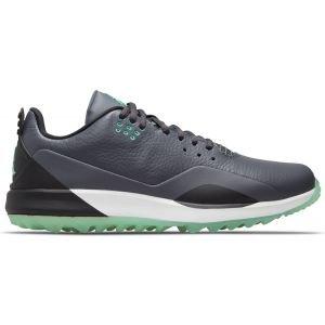 Nike Air Jordan ADG 3 Golf Shoes Dark Grey/Black/Green Glow