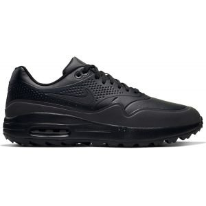 Nike Air Max 1 G Golf Shoes Black/Black