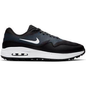 Nike Air Max 1 G Golf Shoes 2020 - Black/Anthracite/White