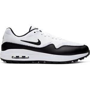 Nike Air Max 1 G Golf Shoes 2020 - White/Black