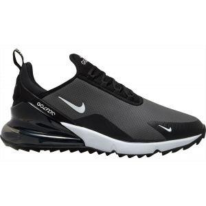 Nike Air Max 270 G Golf Shoes Black/White/Hot Punch