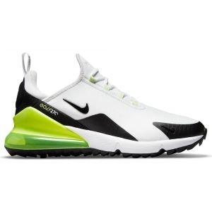 Nike Air Max 270 G Golf Shoes White/Volt/Barely Volt/Black