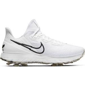 Nike Air Zoom Infinity Tour Golf Shoes 2021 - White/Platinum Tint/Volt/Black