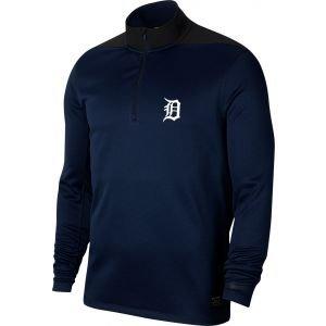 Nike Detroit Tigers Dri-Fit Golf Pullover