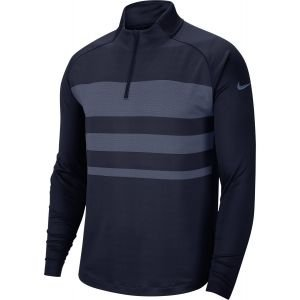 Nike Dri-Fit Vapor 1/2 Zip Golf Pullover - Bv0390