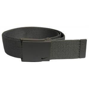 Nike Essential Golf Web Belt - ON SALE - 09X GREY
